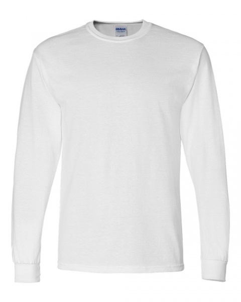 T-Shirts | T-Shirt Long Sleeve - WHITE | T-Shirt Long ...